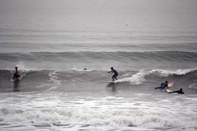 West Wittering Surfing