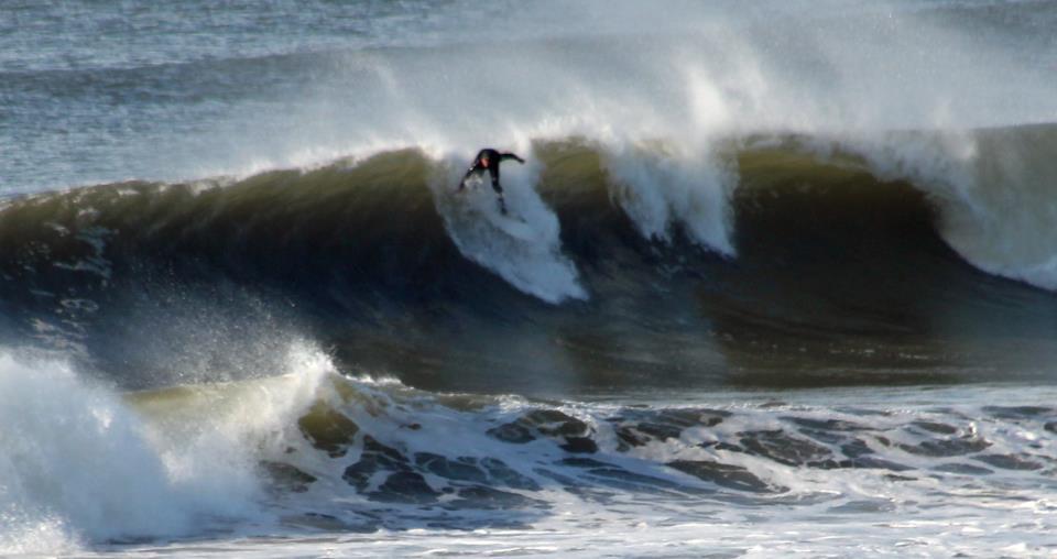 Brighton Surf report with Sharkbait surfing UK